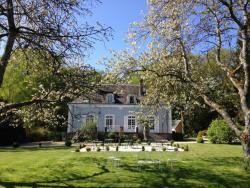 Hôtel les Grands Chênes, Les Berthes Bailly, 89170, Saint-Fargeau