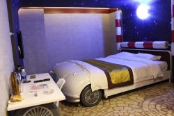 Dalian Cool Bella Theme Hotel, No.7 Yongde road,, 116600, Jinzhou