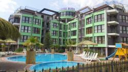 Apartments Garkovi in Laguna Beach, 36 Briz Street, 8238, Rawda