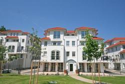 Haus Meeresblick - Ferienwohnung Strandoase & Strandperle, Am Inselparadies 2 - Apartment 1.21, 18586, Baabe