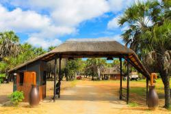 Paridiseos Resort Barra do Dande, Estrada Nacional Libongos-Ambriz, 1 km após Ponte s/Rio Dande,, Barra do Dande