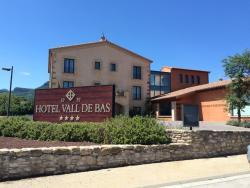 Hotel Vall de Bas, Can Trona, s/n, 17176, Joanetes