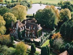 Château Les Dryades Golf & Spa, 28 rue du golf, 36160, Pouligny-Notre-Dame