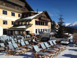 Hotel Salastrains, Via Salastrains 12, 7500, St. Moritz