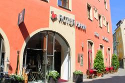 Hotel Roter Hahn, Rote-Hahnengasse 10, 93047, Regensburg