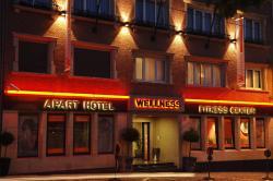 Wellness Apart Hotel, Rue Des Palais 108, 1030, Bruksela
