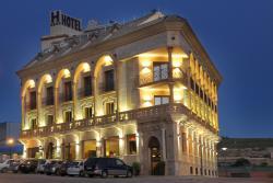 Hotel Campos de Baeza, Avenida Alcalde Eusebio Ortega Molina, 43, 23440, Baeza