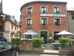 Hotel Beau Rivage and Restaurant Koulic, 26 Quai De L'Ourthe, 6980, La-Roche-en-Ardenne