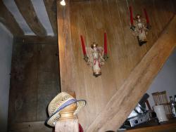 Logis Seigneurial De La Juquaise, le Logis de la Juquaise, 53290, Saint-Laurent-des-Mortiers