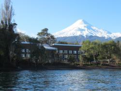 Lodge Las Cascadas, Vicente Perez Rosales s/n Km 62  Ruta U55V. Las Cascadas. Lago Llanquihue- X Region, 5370000, La Ensenada