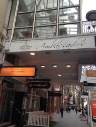 Ambassadors Hotel, 107 King William St, 5000, Adelaide
