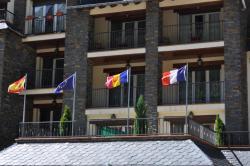 Apartaments Inter Esquí, Carretera General 2, Km 13, Edifici Inter Esquí, AD100, LAldosa de Canilló