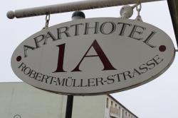 APARTHOTEL 1A, Robert-Müller-Straße 1A, 08056, Zwickau