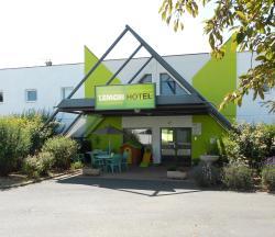 Lemon Hotel - Mery sur Oise/Cergy, ZA Les bosquets 2 et 4, 95540, Méry-sur-Oise