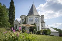 Chambres d'Hôtes Manoir de Montecler, 1, Rue de la Barbacane, 49350, Chènehutte-les-Tuffeaux
