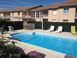 Appart-Hotel Le Patio d'Argenton, 321 rue des Lacs, 79290, Argenton l'Église