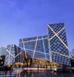 Dehong Shangshui Spa Hotel, Intersection of Renmin Rd and Jiaotong Rd, 462000, Luohe
