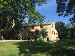 Le Vieux Moulin, Route de Digne, 04300, Forcalquier