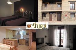 Apartamentos Artigot, Calle Armonía, 2, 44110, Gea de Albarracín