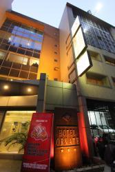 Hotel Ornate, 30 Bijaynagar Dhaka, 1000, Dhaka