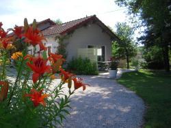 Chalet Rocamadour, La Cabre, 46200, Lanzac