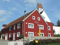 Pension am Kirchberg, Nördliche Hauptstr. 2, 86517, Wehringen