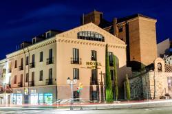 GIT Mirador de Santa Ana, Paseo de La Estación, 2, 05001, Avila