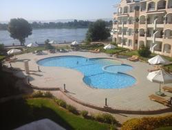 Luxor River Nile Resort Apartment, Ashwan Road, 85864, Al Marīs