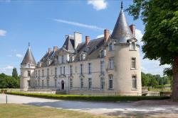 Chateau d'Augerville, Place du Chateau, 45330, Augerville-la-Rivière