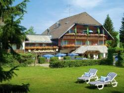 Hotel Garni Seebachstüble, Seebachstr. 43, 79822, Titisee-Neustadt