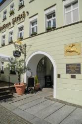 Akzent Hotel Goldner Hirsch, Markt 10, 01917, Kamenz