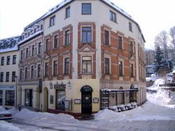 Hotel Hardys-Eck, Plauensche Straße 21, 08209, Auerbach