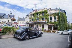 Logis Hotel De France, 20, Place De La République, 72340, La Chartre-sur-le-Loir
