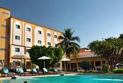 Azalai Hotel Dunia, Centre Ville,, Bamako