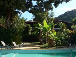 Hotel Fazenda Sítio Nosso Paraíso, Estrada do Rio Seco 115, CP 110791, 28993-000, Saquarema