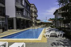 Radina Family Hotel, 14 Strandzha Str., 8238, Ravda