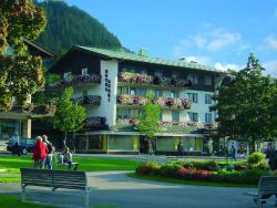 Hotel-Garni Fels, Walserstraße 55, 6991, Riezlern