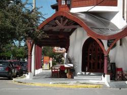 Grand Hotel Sierra de la Ventana, San Martin 73, 8168, Sierra de la Ventana