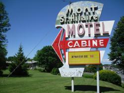 Motel et Cabines Mont St-Hilaire, 202 boulevard sir wilfrid laurier, J3H 3N5, Saint-Hilaire