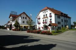 Hotel Restaurant Adler, Aalener Strasse 16-18, 73463, Westhausen