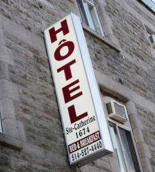 Hotel Ste-Catherine, 1674 Ste-Catherine East, H2L 2J4, Montréal
