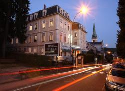 Hotel des Eaux, 6, Bd des Côtes BP 521, 73105, Aix-les-Bains