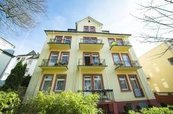 Hotel Arabella garni, William-Kerckhoff-Str. 3, 61231, Bad Nauheim