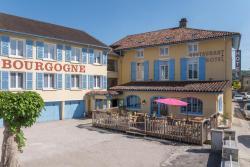 Hotel Le Bourgogne, 1 Rue Edouard Vuillard, 71480, Cuiseaux
