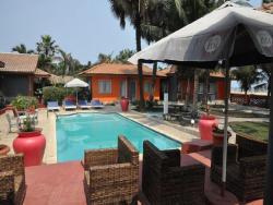 Residence Saint-Jacques Bord de Mer, 381 rue du ruisseau  centreville Brazzaville    CONGO,, Mpita