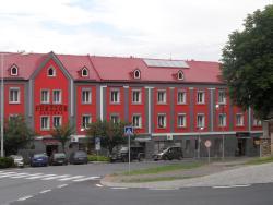 Penzion - Záložna, Žižkovo náměstí 198, 391 43, Mladá Vožice