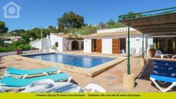 SolHabitat Villa La Andana, Sard, 3, 03724, Fanadix