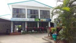 Tropical Palms Inn Resort, 34 Picnic Street, Magnetic Island, 4819, Picnic Bay