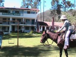 Hostal Country Macshi Wasi, Km 18.5 Carretera Huaraz-Aeropuerto Anta,, Yungar