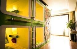 Woniu Taikongcang Hostel, Room302,Unit3,Block14,South Alishan Garden, 132100, Jilin